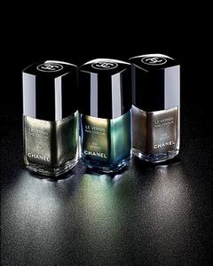 Chanel - Illusion d'Ombres - Les Vernis