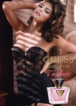 Guess - Seductive I'm Yours - Pub avec Alyssa MILLER