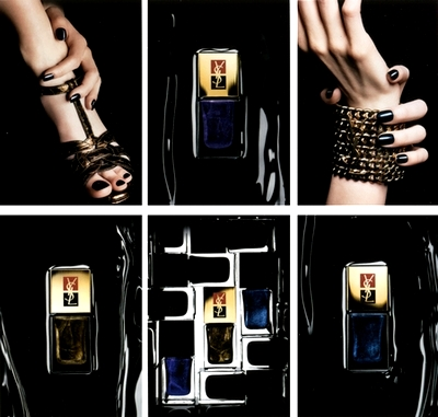 Yves Saint Laurent - News Blacks Noir Shocking