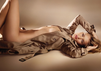 Burberry Body - Pub avec Rosie Huntington-Whiteley