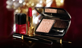 Collection Les Scintillantes - Chanel Noël 2011