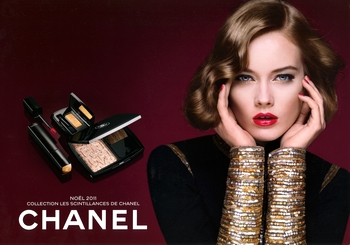 Chanel – Les Scintillantes Look Noël 2011