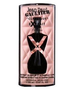 Jean Paul Gaultier - Classique Collection X Pampille Cuir