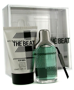 Burberry – Coffret The Beat Homme Noël 2011