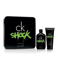 Calvin Klein – Coffret ck One Shock Him