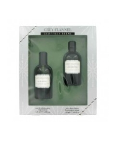 Geoffrey Been – Coffret Grey Flannel