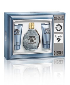 Diesel - Coffret Fuel for Life Denim Collection Homme Noël 2011