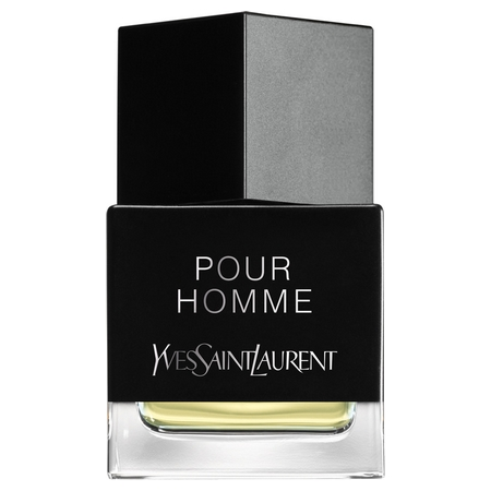 Yves Saint Laurent, le parfum Pour Homme