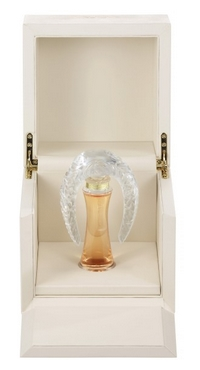 Lalique Flacon Collection 2012 Sillage - Ecrin et Flacon