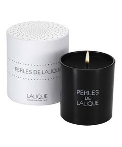 Lalique - Perles de Lalique - Bougie