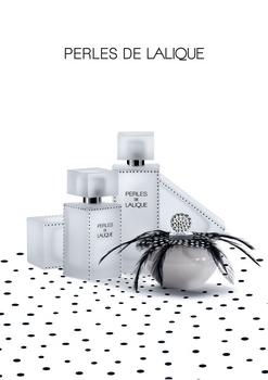 Lalique - Perles de Lalique - Pub