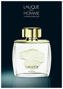 Lalique - Pour Homme Lion - Pub