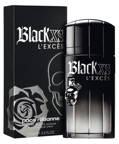 Black XS L'Excès - Etui et Flacon