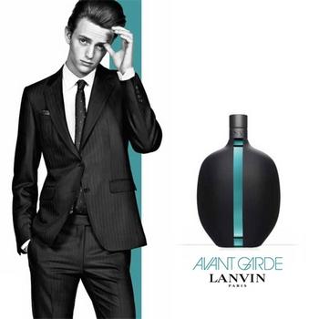 Lanvin - Avant Garde - Pub avec Alex Dunstan