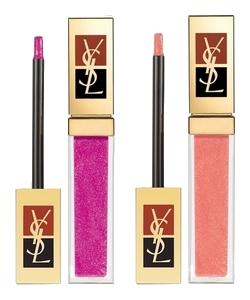 YSL Golden Gloss - Look Printemps 2012