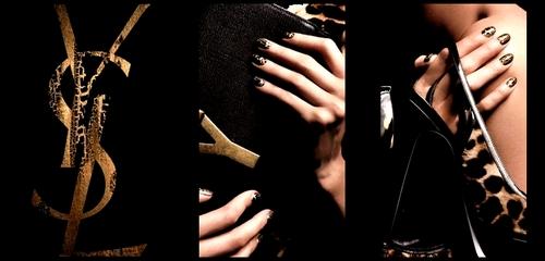 YSL - Manucure Couture Les Fauves