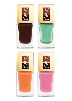 Yves Saint Laurent - Manucure Couture N°7 et N°8 - Printemps 2012