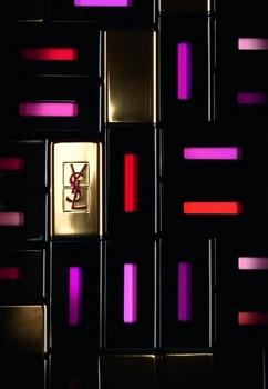 YSL Vernis à Lèvres Rouge Pur Couture