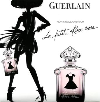 La Petite Robe Noire - Publicité