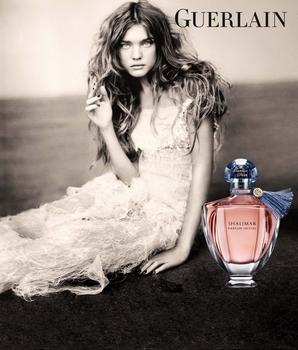 Guerlain - Shalimar Parfum Initial L'Eau - Pub