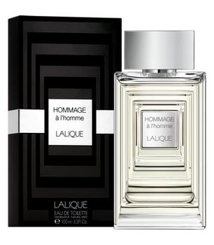 Lalique - Hommage à L'Homme - Flacon avec Etui