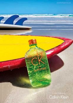 Calvin Klein - ck One Summer 2012 - Pub