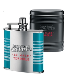 Jean Paul Gaultier – Le Male Terrible Flasque de Voyage