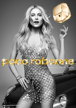 Lady Million Eau de Toilette - Pub