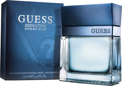 Etui Guess Seductive Homme Blue