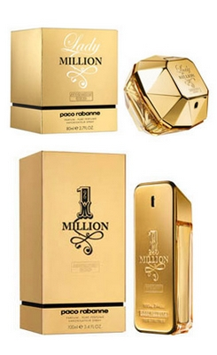 Paco Rabanne - One Million Absolutely Gold