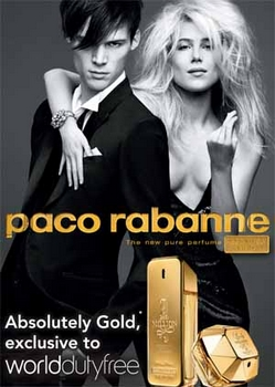Pub Parfums Absolutely Gold
