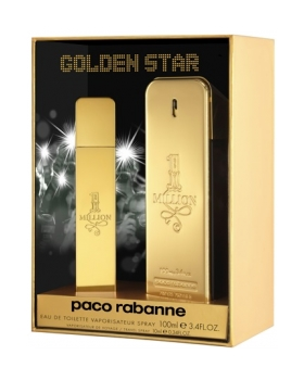 Paco Rabanne – 1 Million Golden Star
