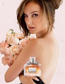 Nathalie Portman - Miss Dior Le Parfum