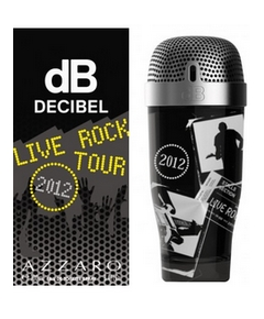 Azzaro - Decibel Collector Live Rock Tour
