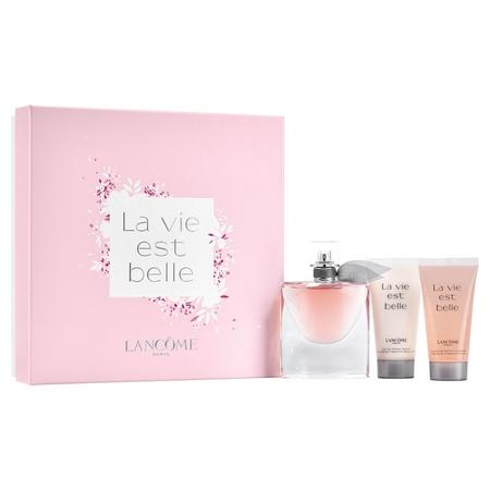Lanc me coffret la vie est belle prime beaut - Parfum lancome la vie est belle pas cher ...