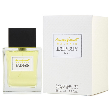 Monsieur Balmain, le parfum masculin