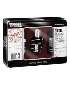 Diesel – Coffret Only the Brave Tattoo 2013