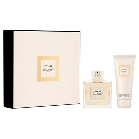 Balmain Coffret du parfum Ivoire