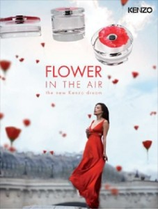 Kenzo - Flower in the Air - Pub