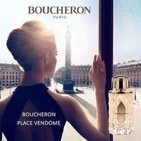 Boucheron - Parfum Place Vendôme