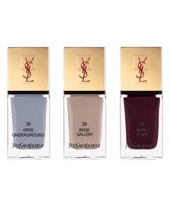 YSL - La Laque Couture 38, 39 et 40