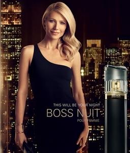 Hugo Boss – Nuit pour Femme Gwyneth Paltrow