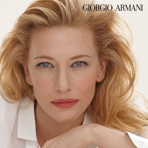 Armani Si et Cate Blanchett