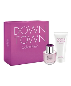 Calvin Klein - Coffret Downtown