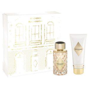 Boucheron Coffret parfum Place Vendôme