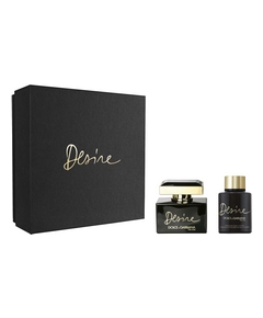 Dolce & Gabbana – Coffret The One Desire