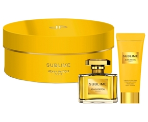 Jean Patou – Coffret Sublime