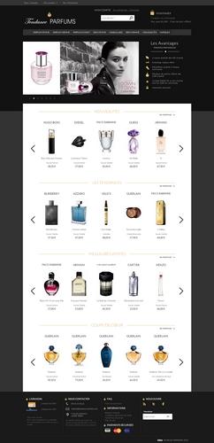 Parfumerie en ligne Tendance Parfums