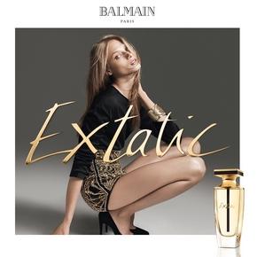 Parfum Extatic de Balmain - Pub