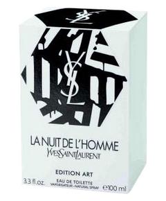 Parfum - La Nuit de l'Homme Edition Art Etui